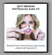 Quit Smoking Self-Hypnosis CD